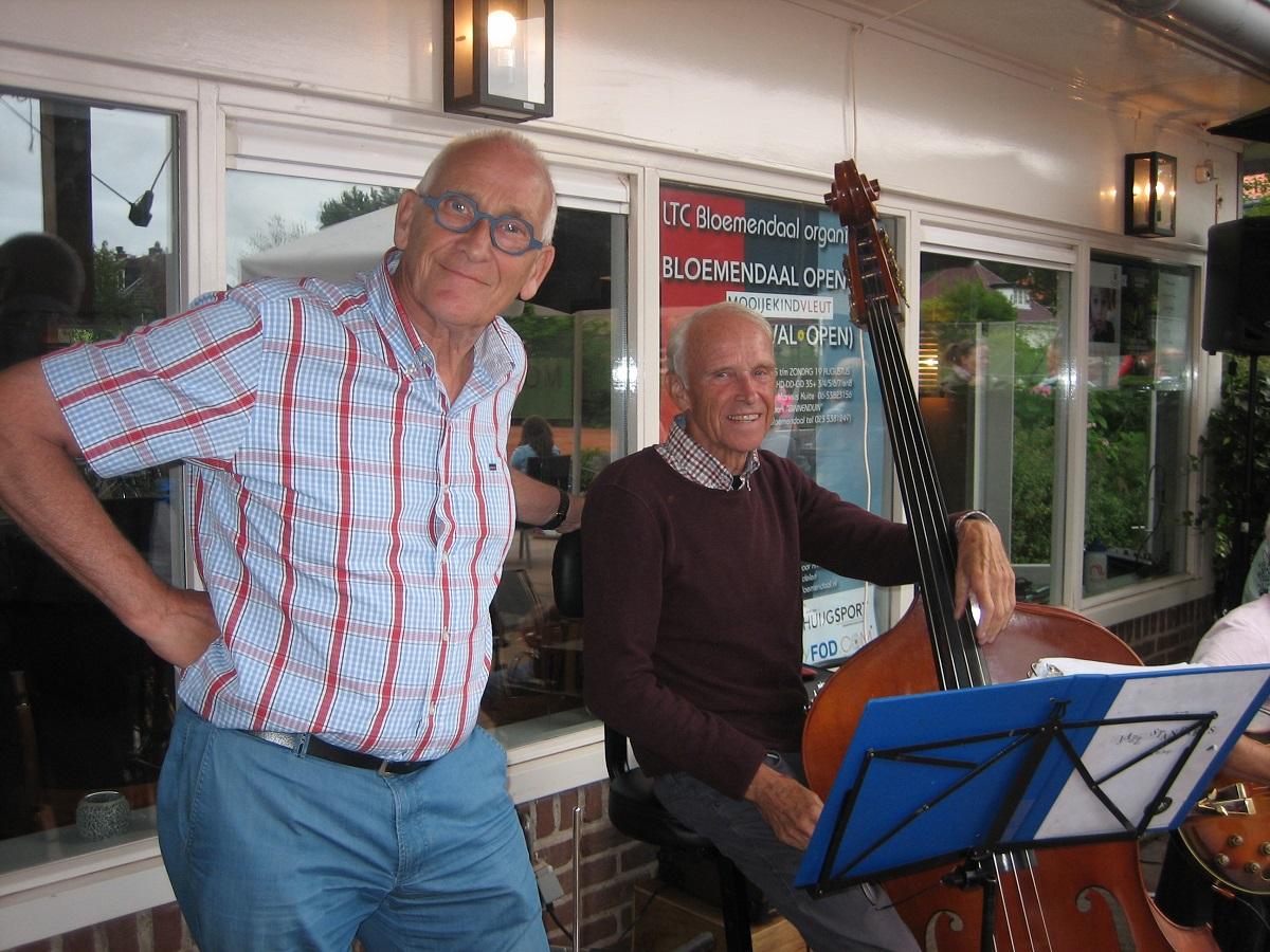 Guus en Hans Jazz goes on