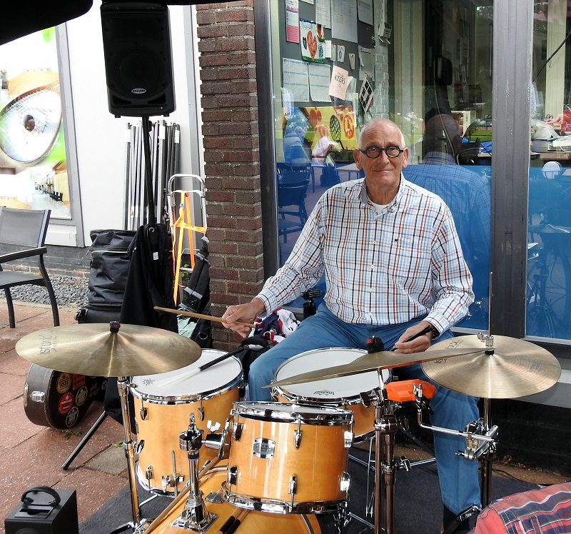 Guus - Jazz goes on Overhout Haarlem