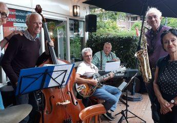 Jazz goes on op tennistournooi L.T.C. Bloemendaal