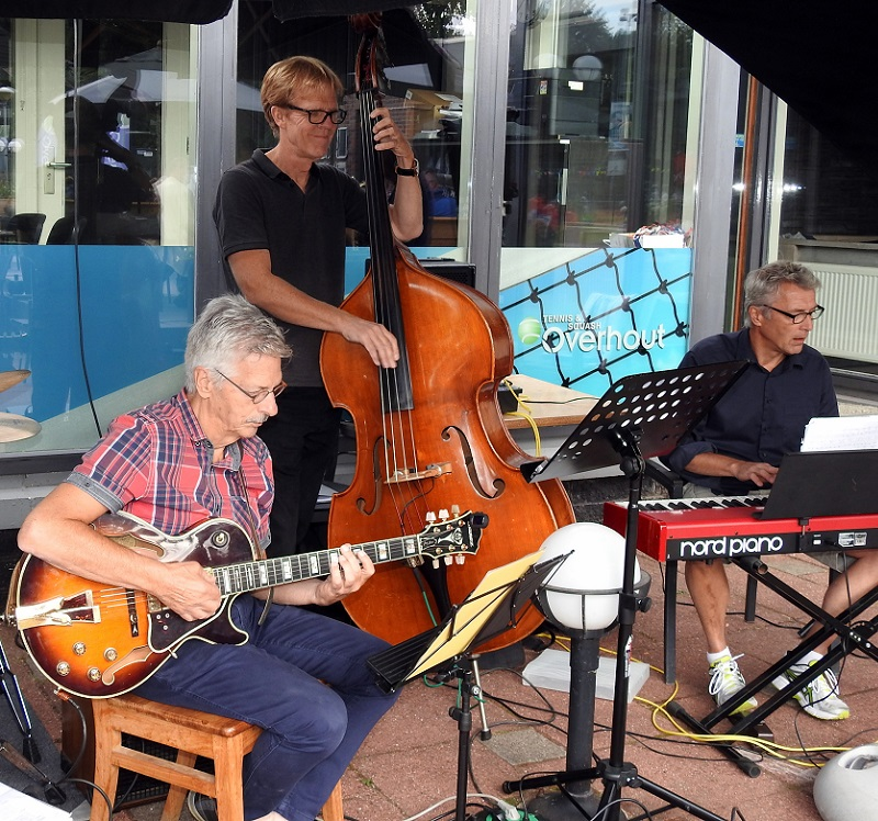 Kees, Paul, Rob - Jazz goes on Overhout Haarlem