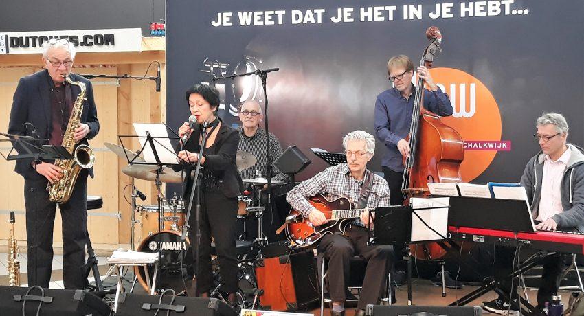 Jazz goes on Winkelcentrum Schalkwijk 2019